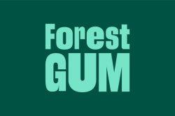 Logo Forest Gum natüricher Kaugummi