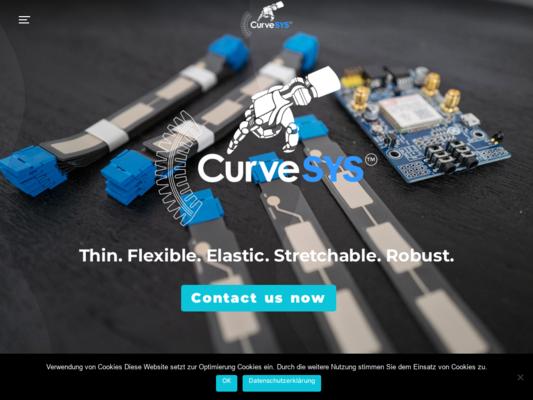 CurveSYS Website