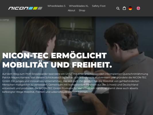 Wheelblades Website