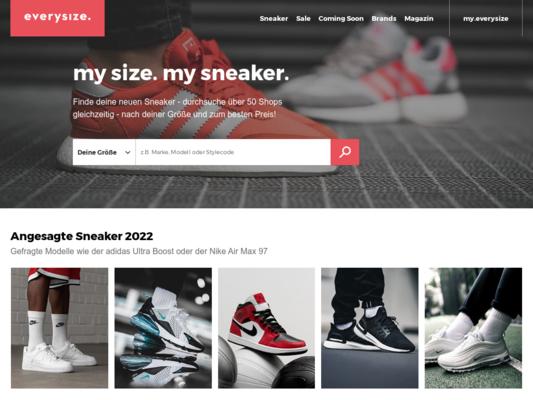 everysize Website