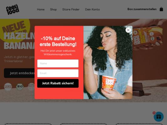 instant fresh/ LaRibollita Website