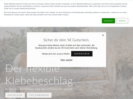 Goodsmith Website