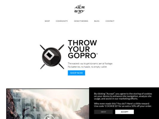 AER Website