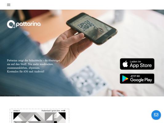 Pattarina Website