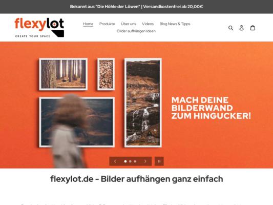 flexylot Website