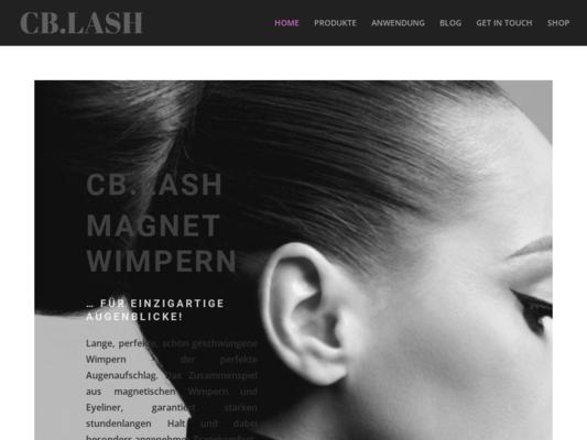 CB.LASH Website