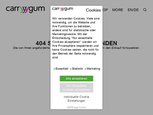 carryyygum Website