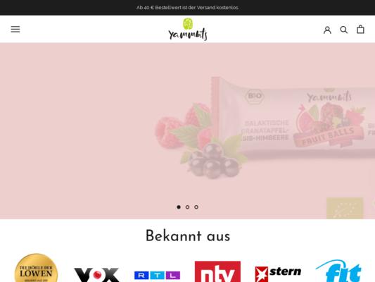 Yammbites Website
