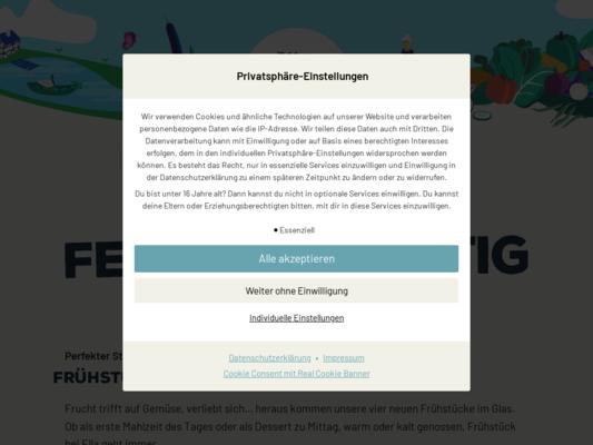 Ella's Basenbande Website