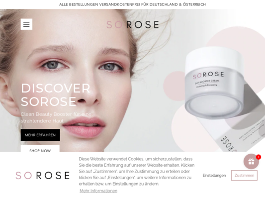 SOROSE Website