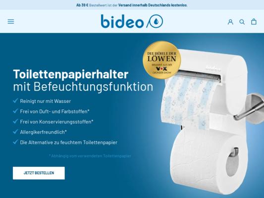 bideo Website