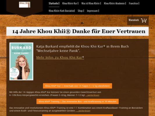 Khou Khii Website