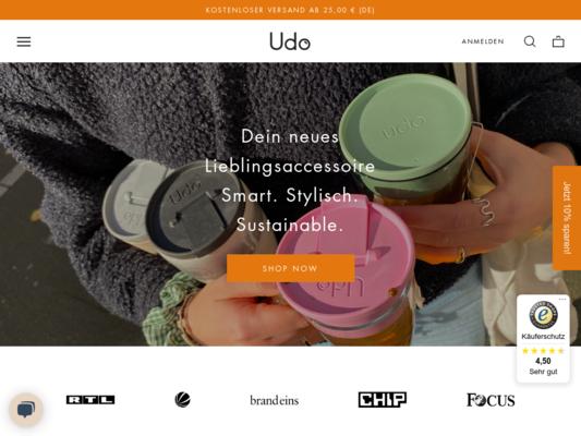 Udo Website