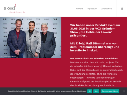 sked Website