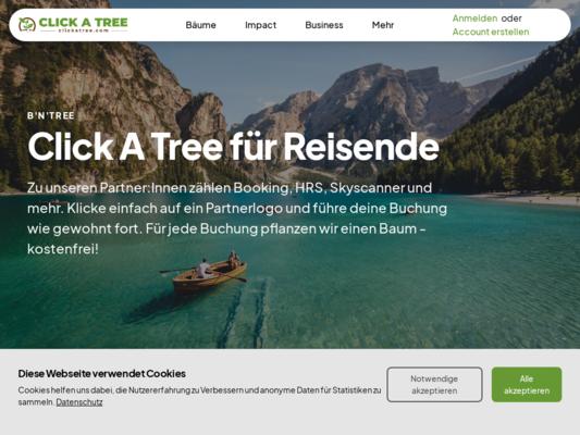 B'n'Tree Website