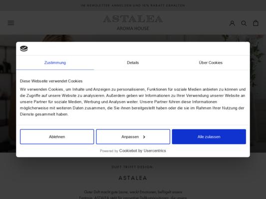 ASALEA Website