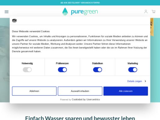 bluegreen Website