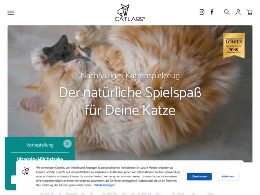 CATLABS Website